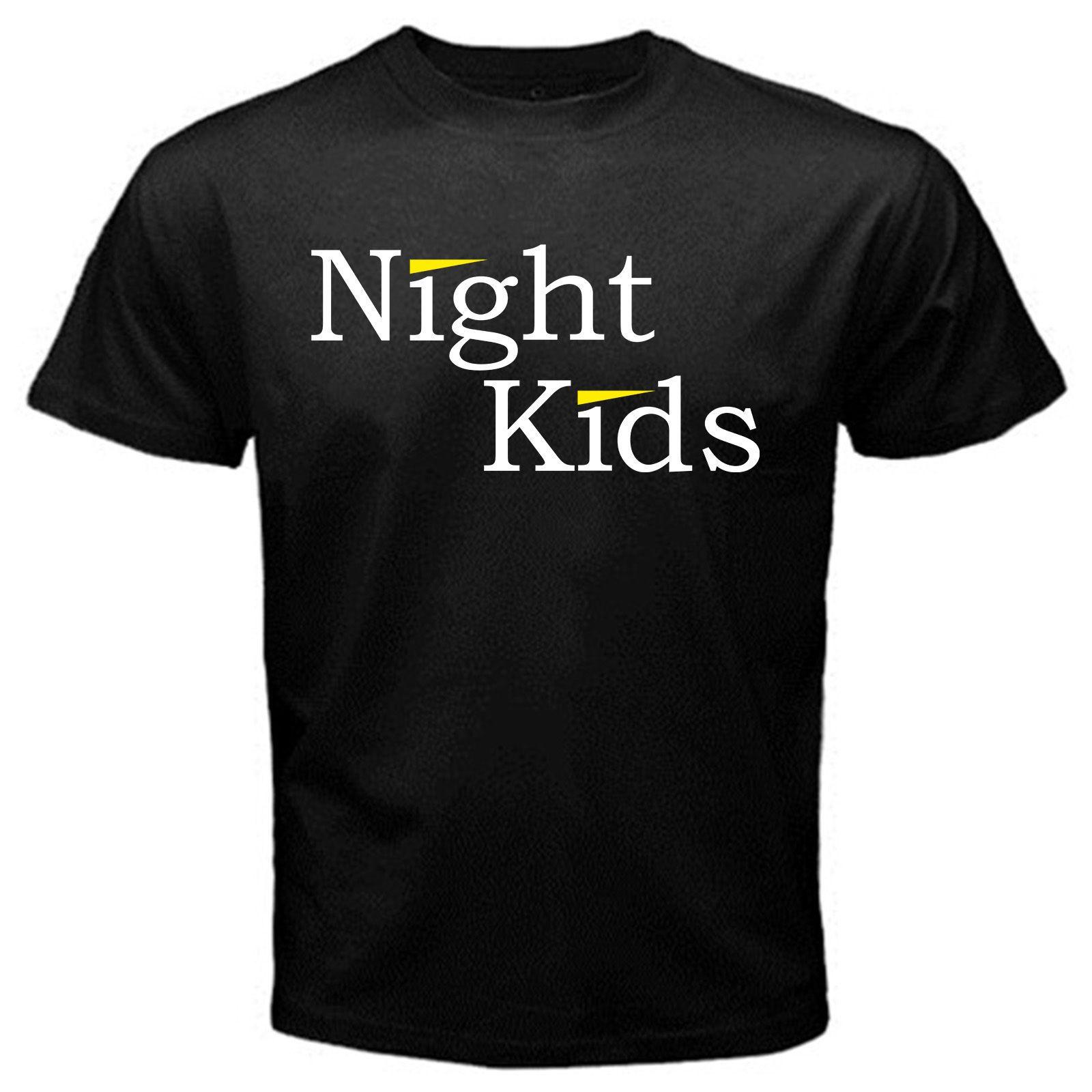 Compre Night Kids Inicial D Anime Manga Japón Tofu Myogi Shop Camiseta  Negro Hombres Camiseta Hombres Ropa Tallas Grandes Top Tee A  11.48 Del  Gaobei08 ... 26bbf546f8ec6