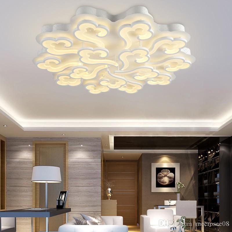 Modern LED Ceiling Lights For Living Room Bedroom Ceiling Lamp ...
