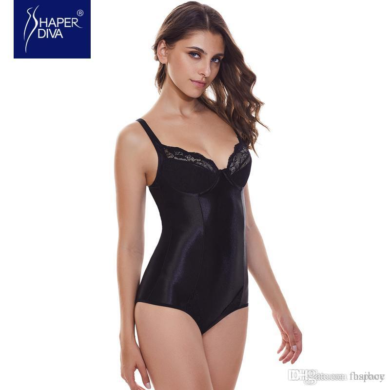 a31977514a 2019 Wholesale Shaper Diva Women Body Shaper Push Up Underwear Waist  Trainer New Hot Selling Slimming Waist Control Shaper Overbust Shapewear  From Baiboy
