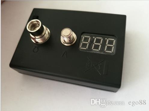 E sigaretta Ohm metri di alta qualità ohm volt tester 510 Twist disponibili strumenti economici Spedizione gratuita DHL
