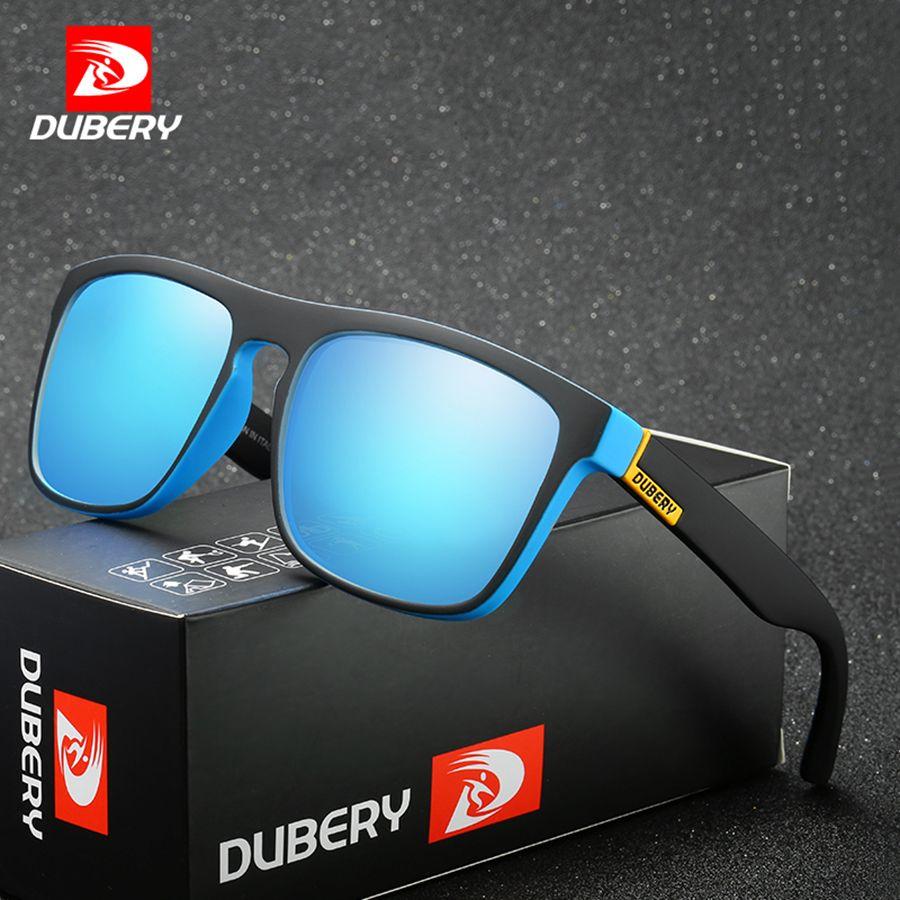 f3a757084e8 DUBERY Polarized Sunglasses Men S Aviation Driving Shades Male Sun Glasses  For Men Retro Cheap 2018 Luxury Brand Designer Oculos Sunglasses Sale Kids  ...