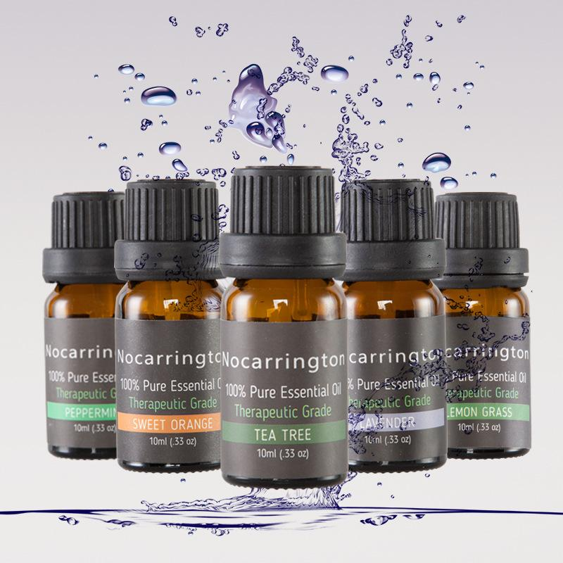 Nocarrington Beauty Aromatherapy Top 6 Essential Oil 100% Pure &  Therapeutic Grade Basic Sampler Gift Set & Kit Wholesale 3006064 Essential  Oil Companies ...
