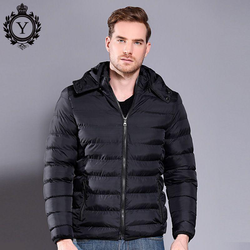 Marque Acheter Nouvelle Veste Coton Homme 2018 D'hiver Hommes ZaHw7q