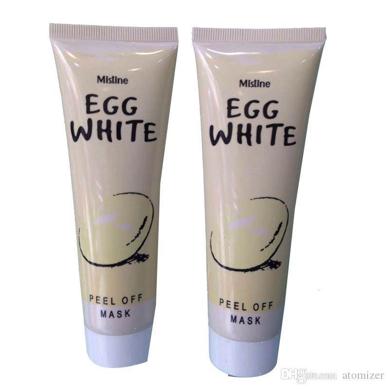 Egg White Peel Off Face Mask Collagen Blackhead Remover Thailand Moisturizing Beauty Products VS Gold Bio-Collagen Facial Mask 85g 3006068