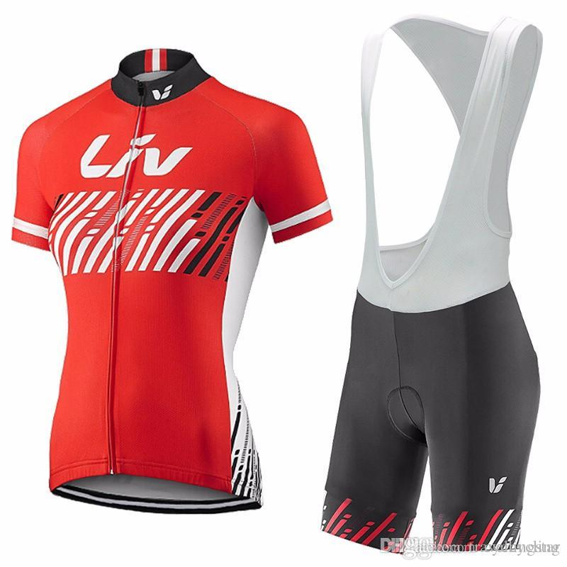 Liv Cycling Jersey 2017 Women Ropa Ciclismo Mujer Short Sleeves Maillot  Ciclismo Mtb Bike Clothing Cycling Clothes China Bicycle C2504 Custom  Cycling Jersey ... a8cd63248