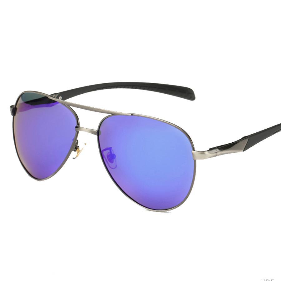 ef260323b008c Compre Piloto Óculos De Sol Oculos Aviador Motorista Óculos Para Homens  Óculos De Sol Oculos Feminino De Grau Moda Óculos Lentes Sol Hombre Shades  De ...