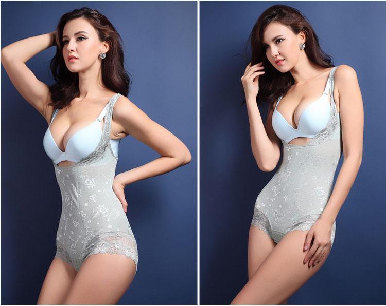 Lady Sexy Corset Slimming Suit Shapewear Body Shaper Magic Underwear Bra Up New