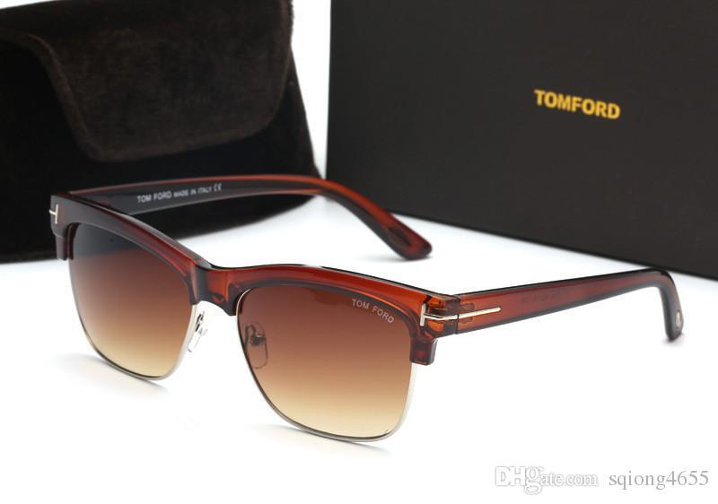 4246ddd48e1 Hot Sell Fashion Women Men Tom Sunglasses with LOGO L1936 Brand ...