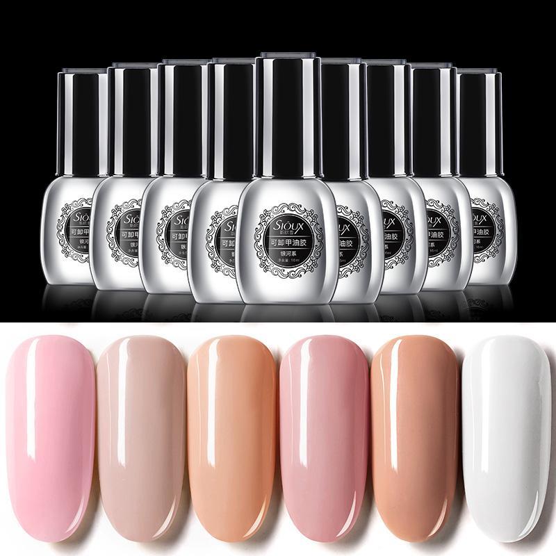 Latest Naked Color Gel Nail Polish UV Gel Varnish Gelpolish Soak Off ...