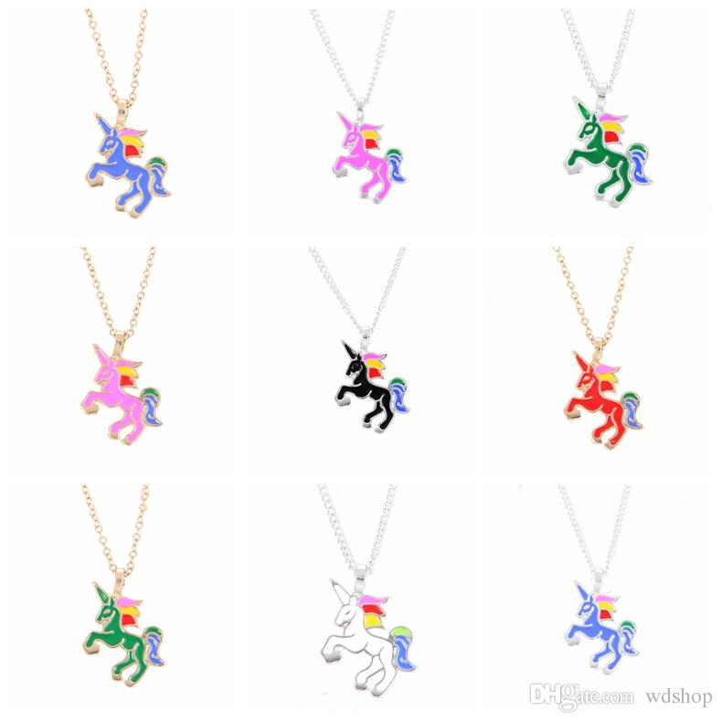 necklace product unicorn main rachel the balfour image