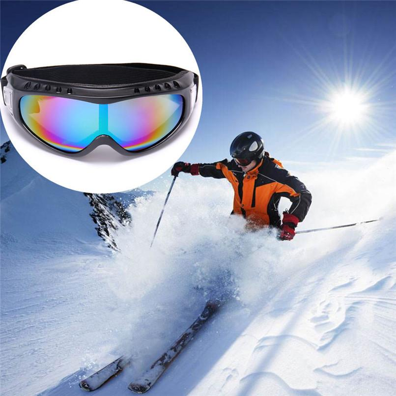afdb594a2cdc 2019 Ski Goggles Dual Use Lens Skiing Anti Fog UV400 For Night Skiing  Snowboard Goggles Men Women Ski Glasses Adjustable Strap  2A14 From Ixiayu