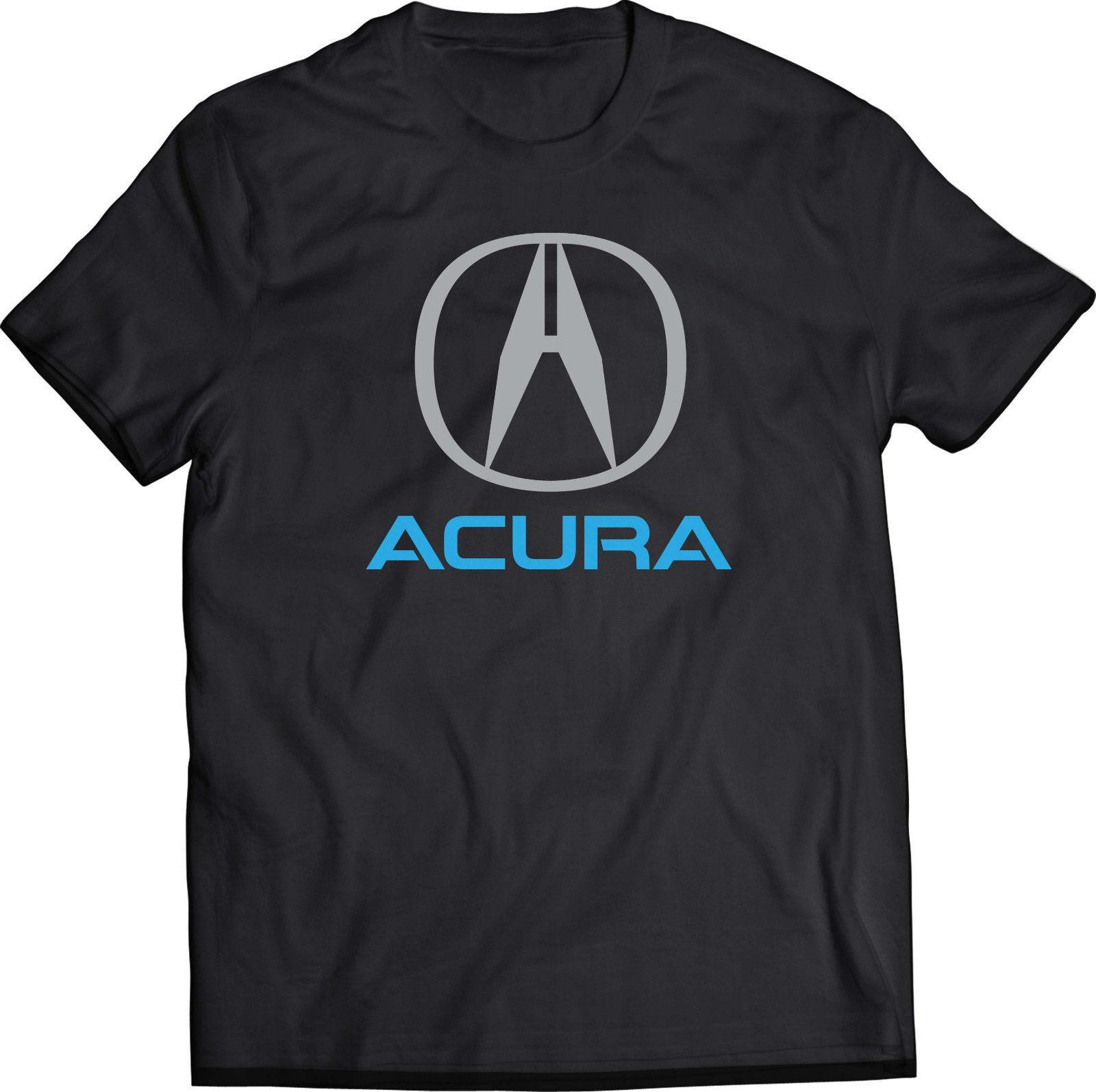 Acura Sport Car Black T Shirt T Shirt Design Online Vintage Tees - Acura clothing