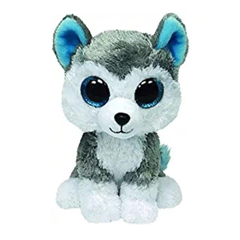 86d052b5bf9 2019 TY Beanie Boos Slush Dog Easter Rabbit Pixy White Unicorn Reg Kiki  Grey Cat Lindi Cat Tiger Kangaroo Rainbow Dog Leona Blue Leopard Fantasia  From ...