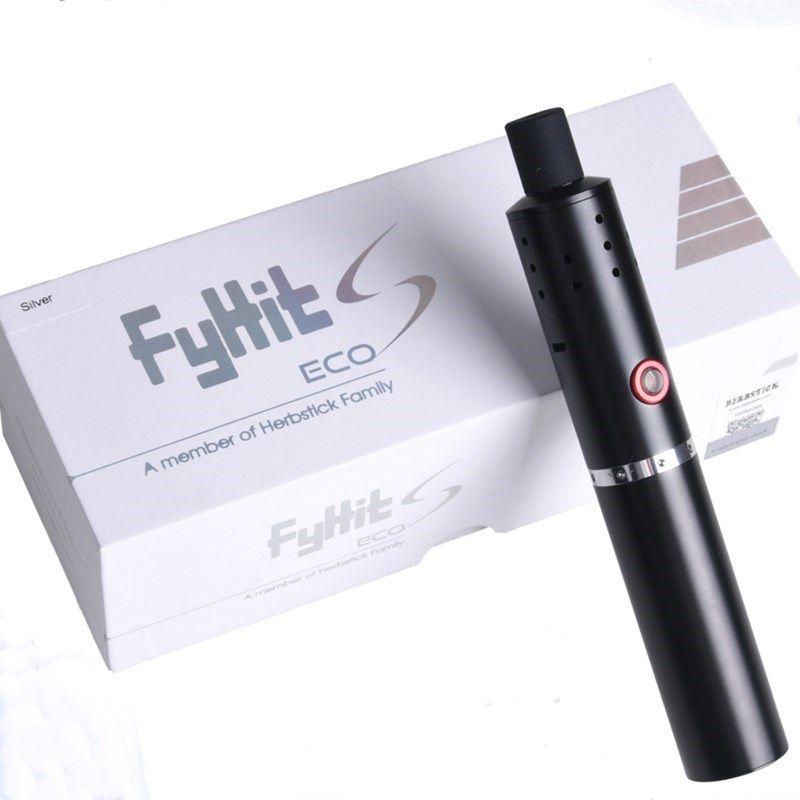 Original Fyhit ECO Herbstick ECO 2S Kit E Cigarette Starter Kit Vaporizador de Hierbas Secas 2200 mah Batería Bobina De Cerámica Vaporizador de Hierbas