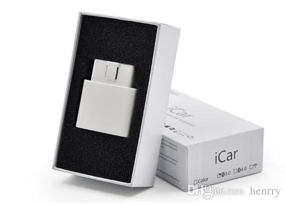 Original Vgate ICAR ELM327 WIFI Bluetooth icar1 BT3.0 OBDII Scanner OBD2 For Android PC IPhone IPad IOS Car Diagnostic Tool Code Reader