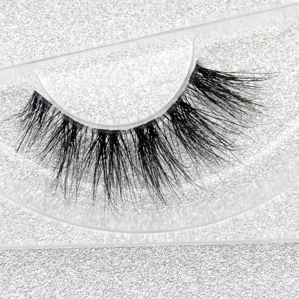 9158af419e0 Visofree Lashes 3D Mink Strip Lash Reusable False Eyelashes Dramatic Lashes  Lightweight Invisible Band Eye F202 Makeup Best False Lashes From Xingceng,  ...