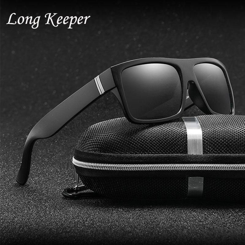 Großhandel Heiss! Männer Polarisierte Sonnenbrille Designer Sport ...