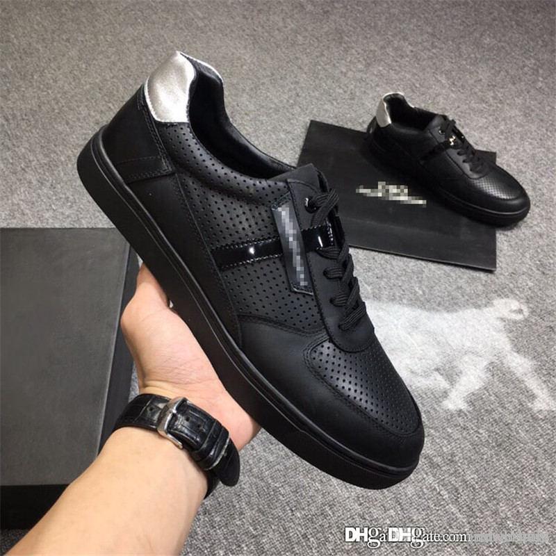 Zapatillas g Llega Negro Gabbana 2018 Compre D Nuevo De Dolce BP7Wwa8