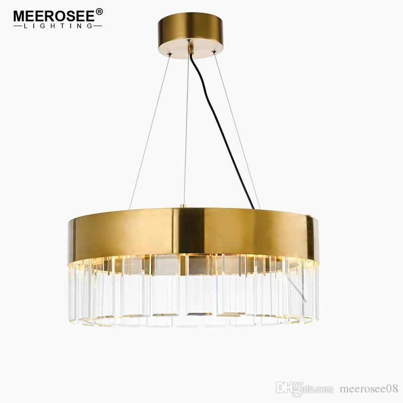 Art Deco LED Lustres Pendant Light For Hotel Hall Dining Room Parlor Lamp Gold Restaurant And Pub Hanging Vintage Chandeliers Kitchen