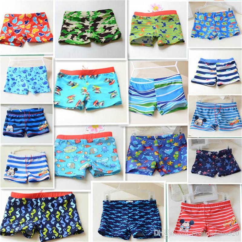 1be3be5c7d4bd 2019 Diving Swim Wear Cartoon Printed Toddler Baby Kid Child Boys Swimming  Trunks Swimsuit Beach Swimwear Shorts Summer Kids From Fashiondress520, ...