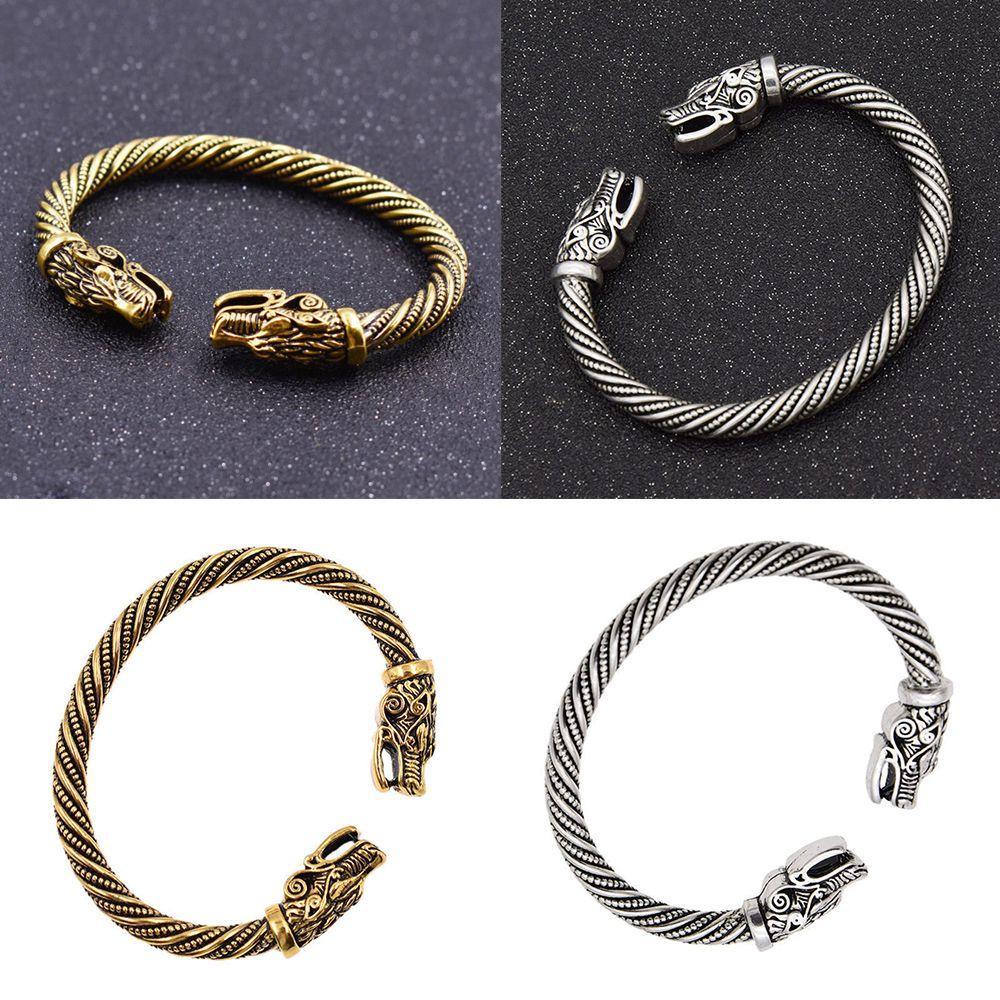 2018 Fashion Teen Wolf Head Bracelet Indian Jewelry Fashion