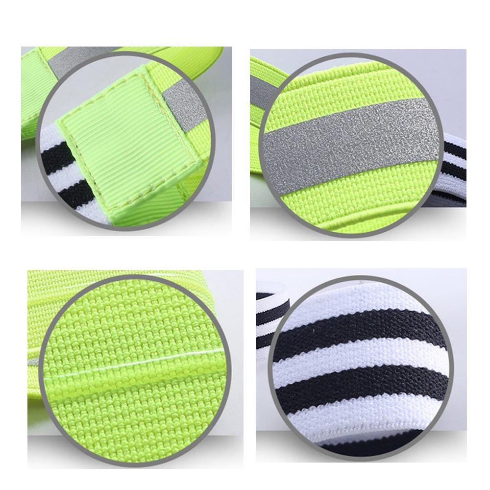 Wholesale Reflector Elastic Headband Hair Hoop Outdoor Sport Non-Slip Assimilate Sweat Breathable Quick-Drying Hair Band Sporting Goods