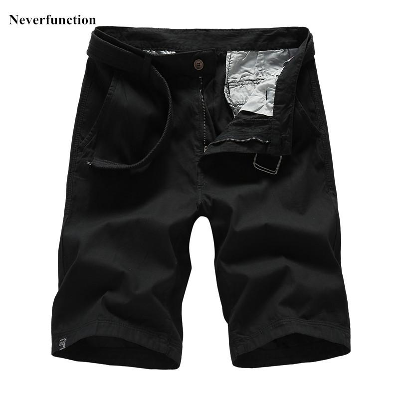 2019 Cargo Shorts Summer Cotton Men Loose Designer Fashion High Quality  Cotton Homme Casual Bermuda Cargo Men Beach Shorts Overalls From Beasy114 72d833d58572
