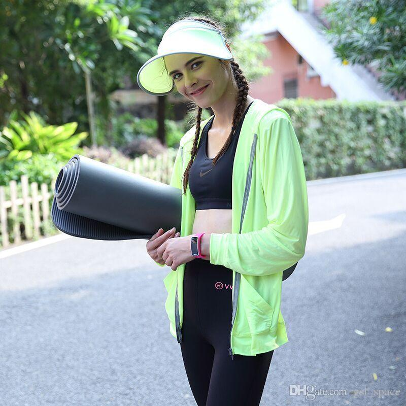 7 tasarım Güneşlik Kap Ayarlanabilir Spor Tenis Golf Bandı Pamuk Şapka snapback ayarlanabilir takımlar visor şapka caps