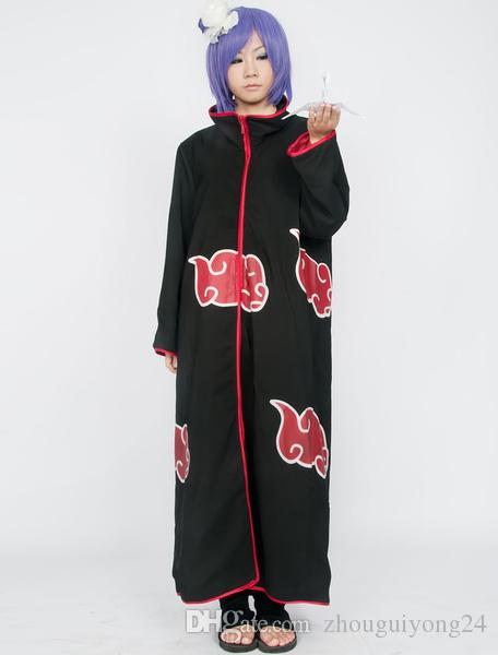 Naruto Konan Akatsuki Halloween Cosplay Costume Halloween Naruto Cosplay  Akatsuki Online with $125.72/Piece on Zhouguiyong24's Store | DHgate.com