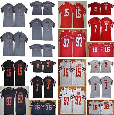 b09dfcc86b8 ... ireland ncaa ohio state buckeyes 2 jk dobbins jersey men college  football 7 dwayne haskins jr
