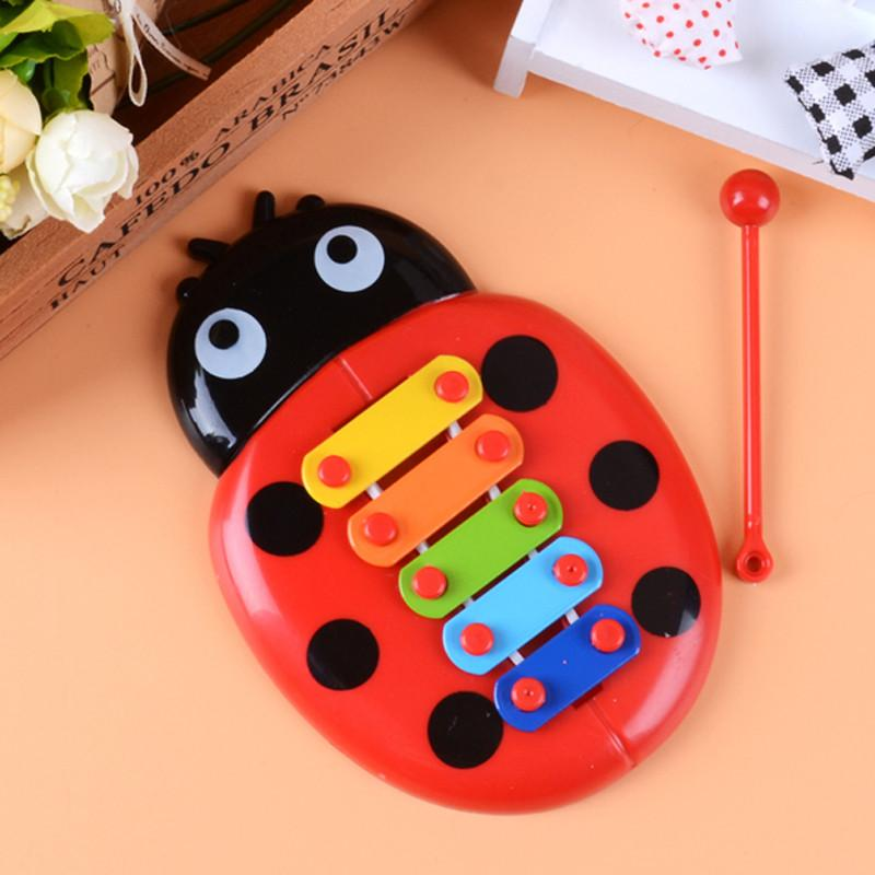 Musical-Toys-Percussion-Kids-Music-Instrument-Cute-Cartoon-Inset-Beetle-Baby-Early-Learning-Educational-Funny-Toy