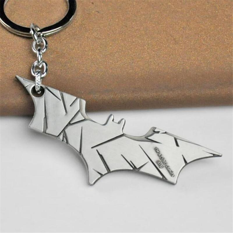 Batman Keychain Justice League Movie Car Key Chain Key Rings Movie Jewelry For Gift Hot Sale