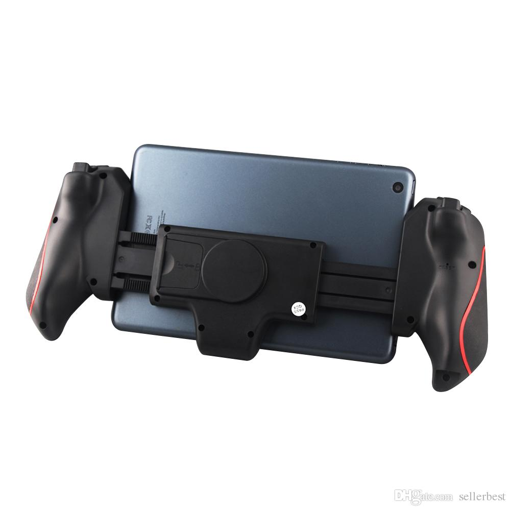 Wireless Gamepad Bluetooth Telescopic Game Gaming Controller Gamepads Joystick For Pad Iphone/ipad/Pod PC Android IOS Tablet PC