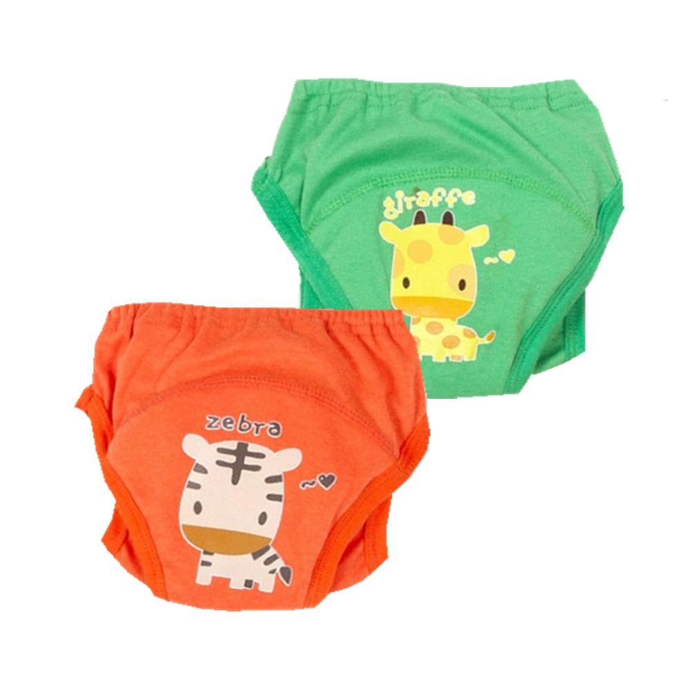 a2b27b909 2019 Reusable Baby Training Pants Infant Waterproof Pant Toddler ...