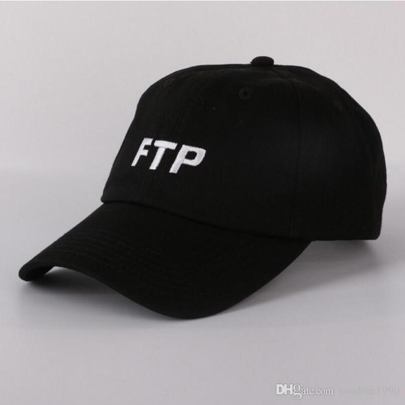FTP Baseball Cap Snapback Hip Hop Dad Hat Drake Men Women Camping Hunting  Outdoor Summer Boys Girls Visor Beach Sun Hats Bone Trucker Caps Fitted Cap  ... 06244fbc790a