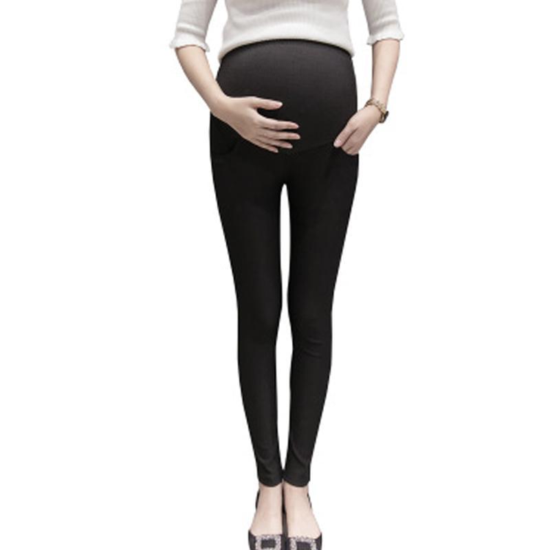 Grosshandel Elastische Leggings Fur Schwangere Frauen Mutterschaft