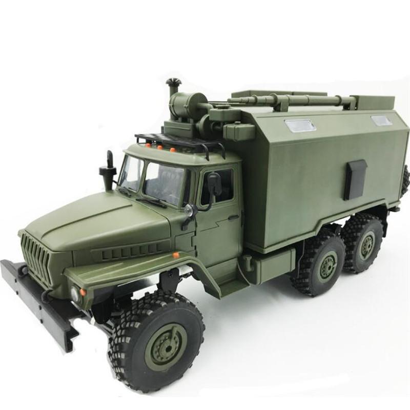 Großhandel Hohe Qualtiy Offroad 6wd Rc Lkw Sowjetischen URAL Militär ...