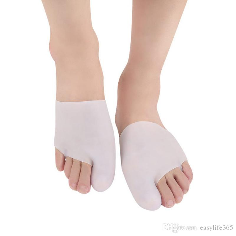623071a970 Silicone Gel Big Toe Bunion Separator Hallux Valgus Alignment Fixture  Corrector Forefoot Metatarsal Massage Pads Feet Pain Relief Insole Scholl  Electric ...