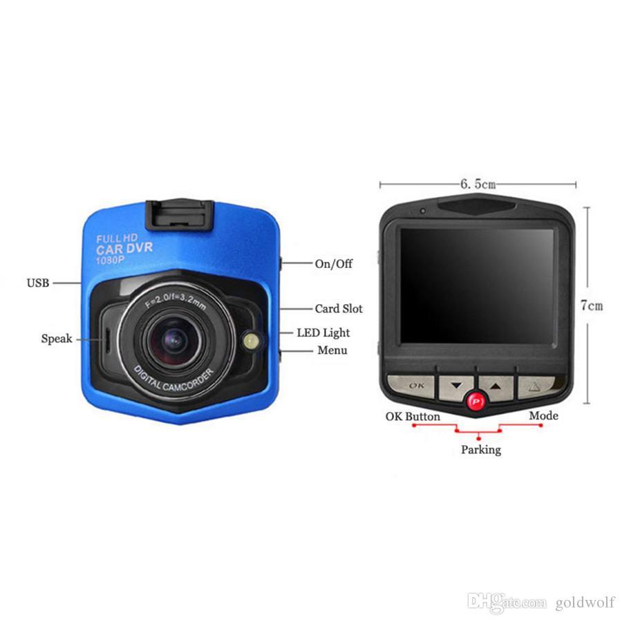 New TC300 mini auto car dvr camera dvrs full hd 1080p parking recorder video registrator camcorder night vision black box dash cam