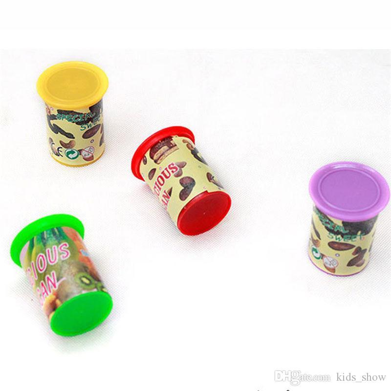 Novelty April Fools' Day Gift Boy Toy Best Manmade Candy Jar Trick Kids Toy Joke Gag Prank Trick Funny Toys