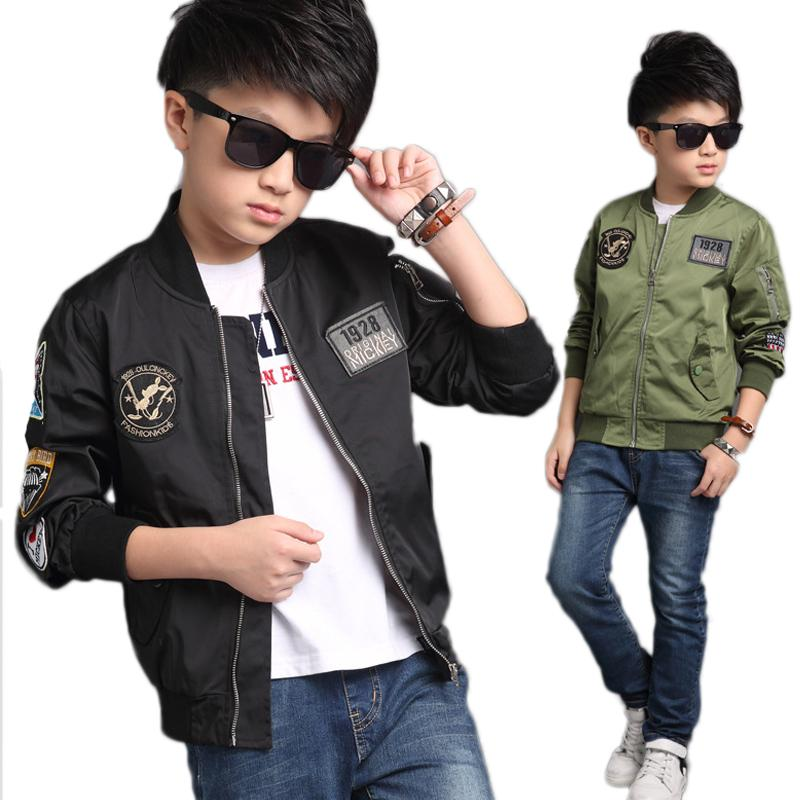 c2b778908 Children Jacket For Boys Coat Kids Clothes Fashion Children S Winter ...