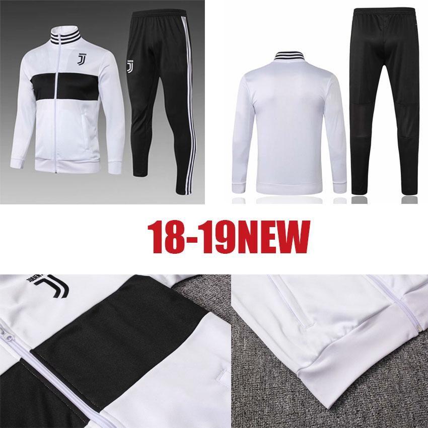 the latest ab9e9 e2641 Juventus soccer jersey kit HIGUAIN juve jacket away Training suit Ronaldo  maillot de foot Camiseta futbol Champions League 2018-19 jerseys