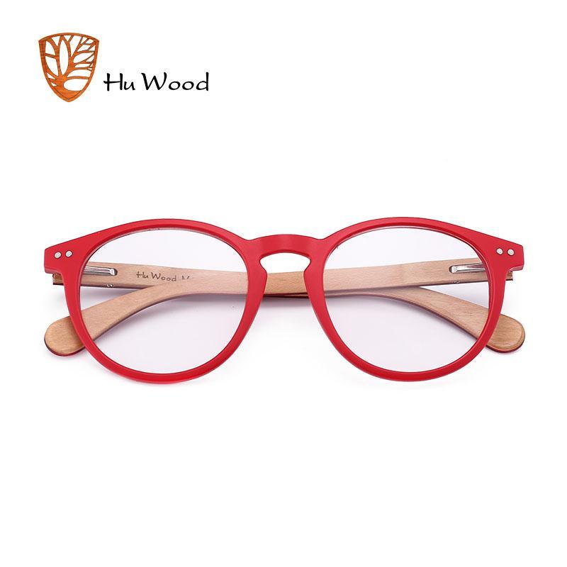 f929bb0f24 2019 HU WOOD Women Polarized Sunglasses Retro Big Round PC Frame Brand Design  Sun Glasses Luxury Ladies Driving Wooden Wood Frame From Lbdwatches