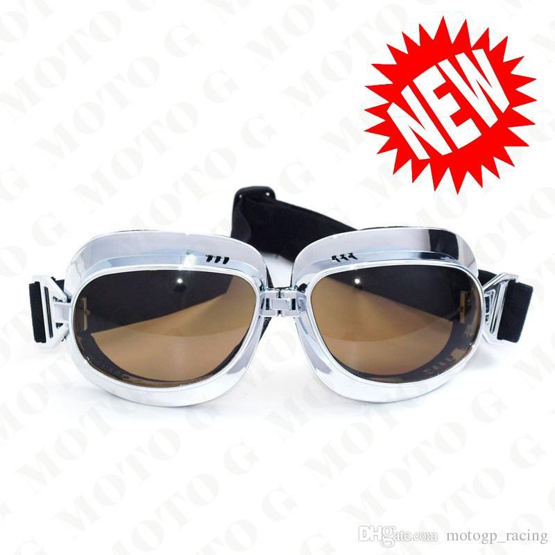 MJmoto new vintage motorcycle glasses man woman skiing ATV skateboarding helmet eyewear dir tbike gafas off road motocross motorbike goggles