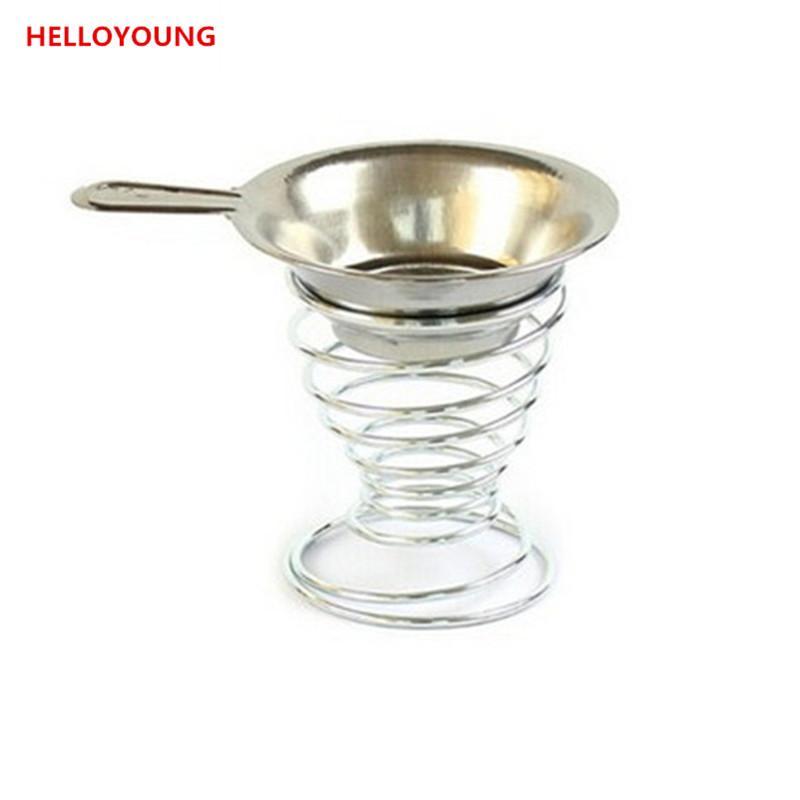 1pcs As Shown silver Stainless Steel Tea Set Tea Clip Tea Ceremony Accessories