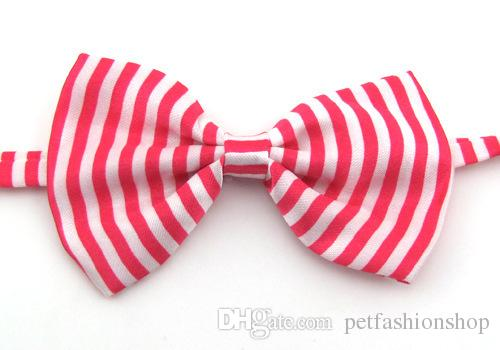 Hot sale Colorful Pet Dog puppy Tie Bow Ties Cat Neckties Dog Grooming Supplies for small middle big dog 4 model LY05