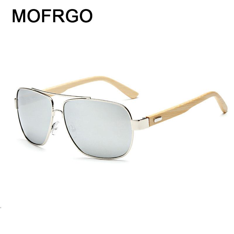 0634852b4f38 2018 Newest Vintage Fashion Ocean Polarized Sunglasses For Women Wooden Leg  Metal Frame Sunglasses Lens Sun Glasses Glasses Discount Sunglasses Sports  ...