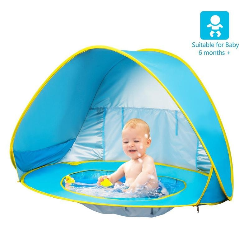 Automatic Free Children'S Beach Tent Children Pool Baby UV ... on lil nursery tent, portable baby tent, baby on beech, baby float with canopy, baby beach dog, baby beach accessories, pop-up tent, baby home tent, under the stars tent, tarp tent, baby beach playpen, baby beach furniture, baby beach book, baby beach chairs, outdoor baby tent, soccer mom rain tent, bivouac shelter, baby beach sign, sleeping bag, baby beach mattress, kidco baby tent, baby beach equipment, baby beach cabana,