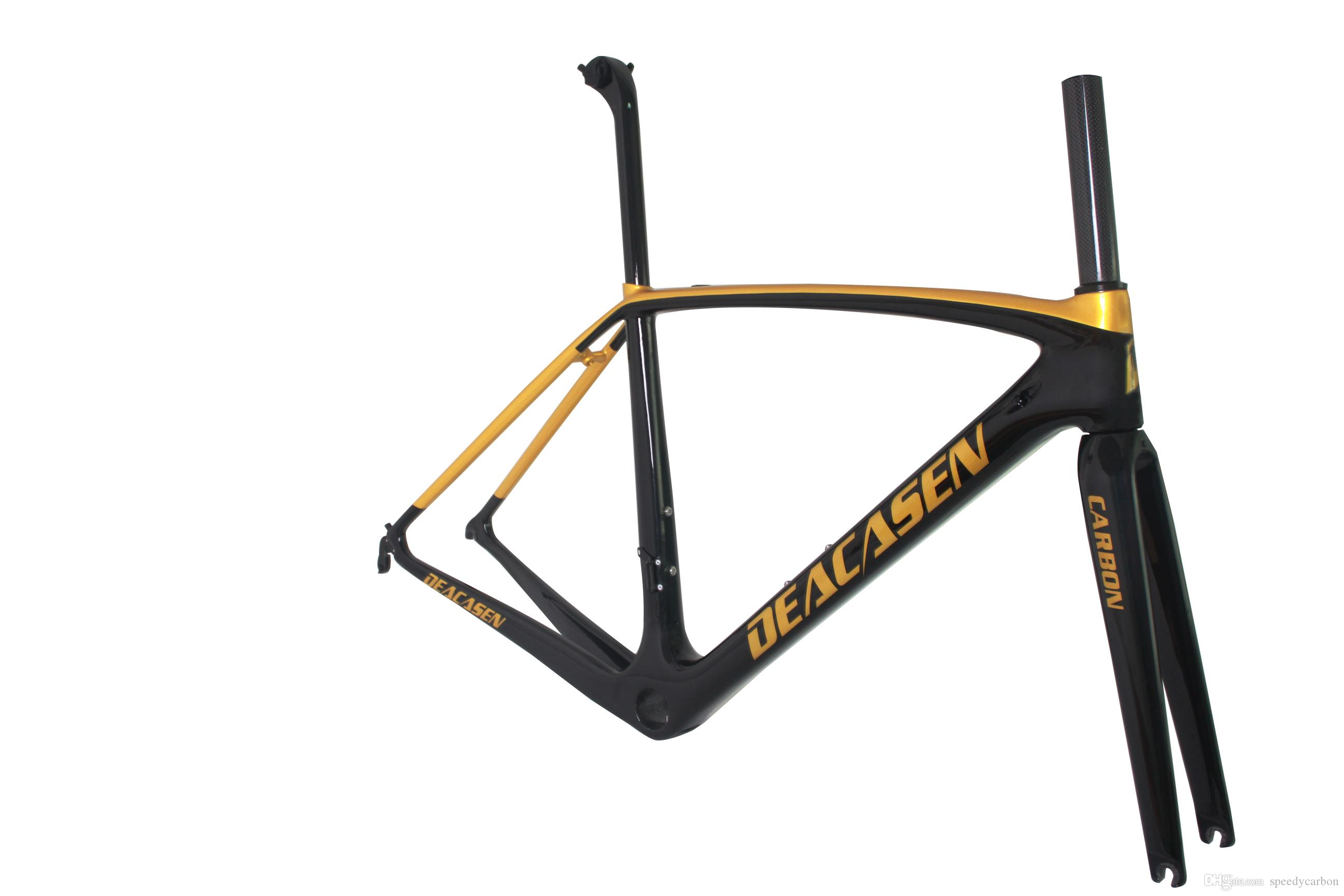 2018 Carbon Bike Frame New Design With Fork Bike Frame Light Frame+ ...