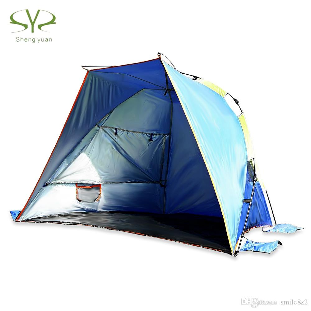 da57649c504 SHENGYUAN Outdoor Camping Tent Water Resistant Automatic Instant ...